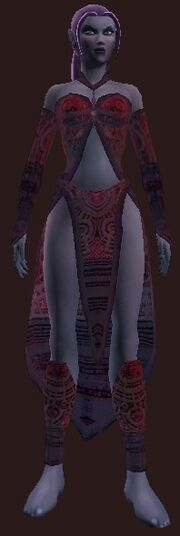 Void Gi of Sorrows (Visible, Female)