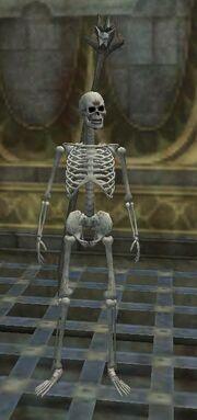 Nylph's Bone Form (Visible)