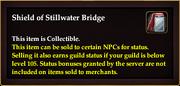 Shield of Stillwater Bridge