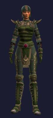 Magmatic Energy (armor Set)
