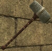Unswerving Hammer (Master)