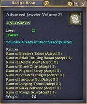 Advanced Jeweler Volume 27