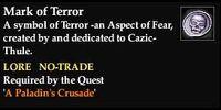 Mark of Terror