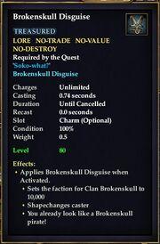 Brokenskull Disguise