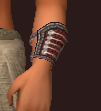 Ascendant's Wrist Wraps (Equipped)