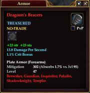 Dragoon's Bracers