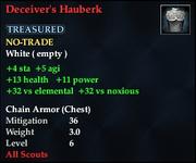 Deceiver's Hauberk