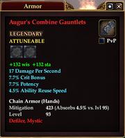 Augur's Combine Gauntlets