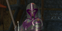 A newly created sentinel
