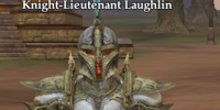 Knight-Lieutenant Laughlin
