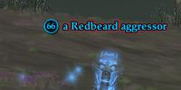 A Redbeard aggressor