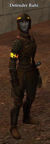 Defender Ruhi