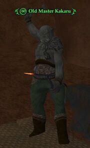 Old Master Kakaru