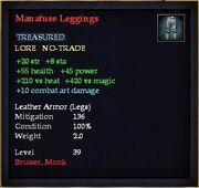 Manafuse Leggings