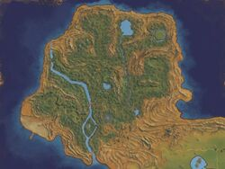 Map nektulos