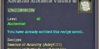 Advanced Alchemist Volume 40
