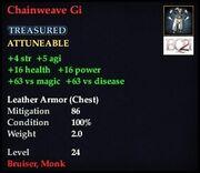 Chainweave Gi