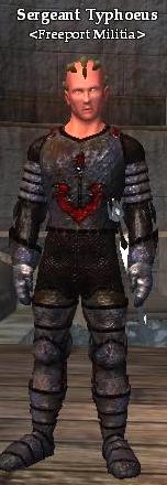 Sergeant Typhoeus