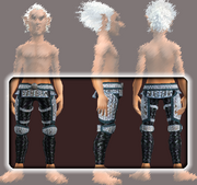 Leather Pants of Contamination (Equipped)