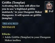 Griffin (Templar)