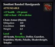 Sootfoot Banded Handguards