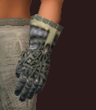Thaumaturge's Gloves of the Archcaster (Equipped)