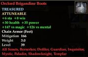Orclord Brigandine Boots