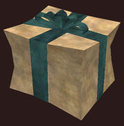 Creepy-giftbox