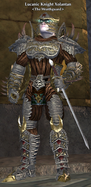 Lucanic Knight Xolantan