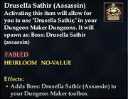 Drusella Sathir (Assassin)