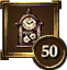 Achievement Icon clock 50