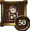 Achievement Icon clock 50