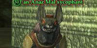 An Anaz Mal sycophant (Solo)