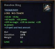 Bonebox Ring