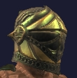 Hoo'Loh's Guarding Helmet (Equipped)