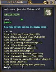 Advanced Jeweler Volume 30