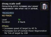 Droag scale swill