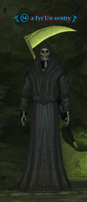 A Fyr'Un sentry