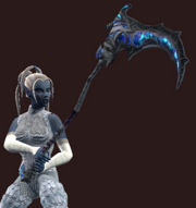 Reaper of the Fallen (Equipped)