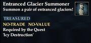 Entranced Glacier Summoner