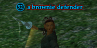 A brownie defender (solo)
