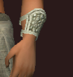Beguiler's Bejeweled Cuffs of Invoking (Equipped)