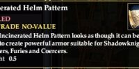 Incinerated Helm Pattern