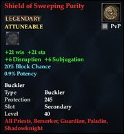 Shield of Sweeping Purity