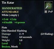 Tin Katar
