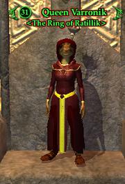 Queen Varronik