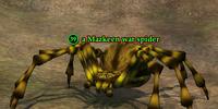 A Mazkeen war spider