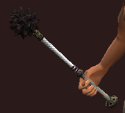 Iron Mace (Equipped)