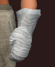 Apostle's Plate Gloves of Commitment (Equipped)