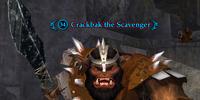 Crackbak the Scavenger